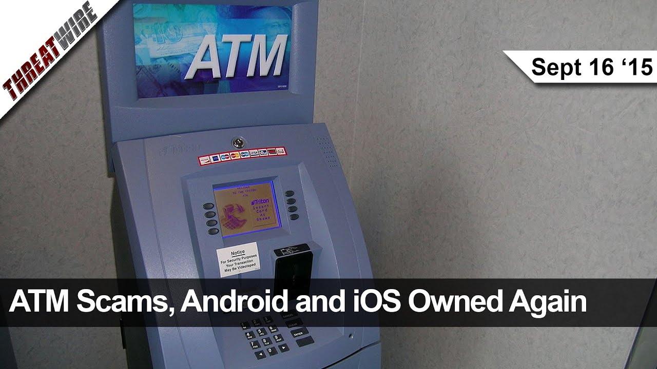 ATM Bluetooth Hack MAZE