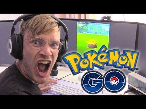 POKEMON GO FROM YOUR COMPUTER!! (Pokémon Go - Part 4)