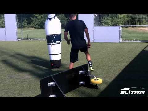 Soccer Rebounder - Mikkel Duelund fra FC Midtjylland
