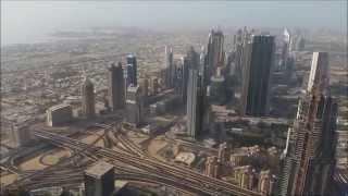 Burj Khalifa 360-view