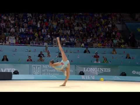 2013 Rhythmic Gymnastics World Championships - Hoop and Ball Finals
