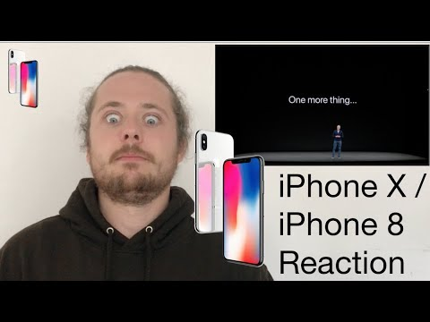 Download Youtube: iPhone X & iPhone 8 | Announcement Reaction