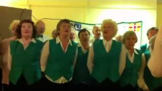 London Irish Pensioners Choir - You are my Sunshine