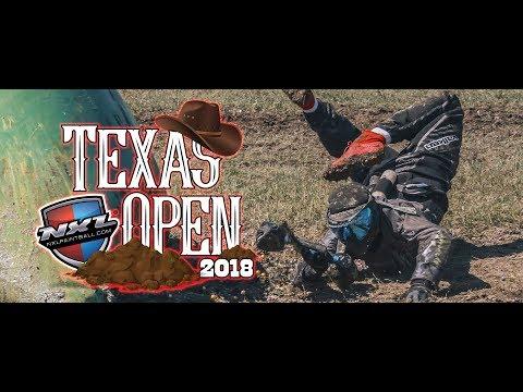 2018 NXL Texas Open Paintball - Fuk Off