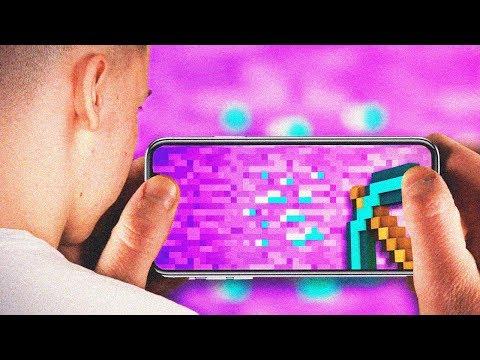 Майнкрафт ПЕ ВЫЖИВАНИЕ #6 — КАК НАЙТИ АЛМАЗЫ — Minecraft Pocket Edition (PE)