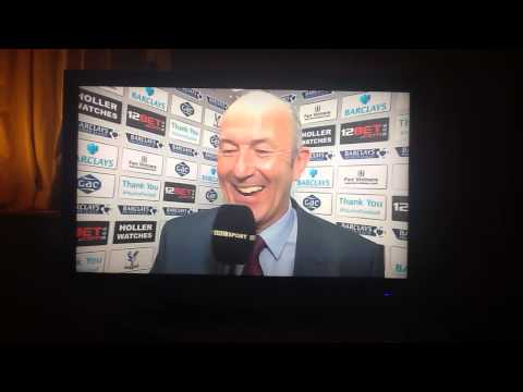 Tony Pulis laugh