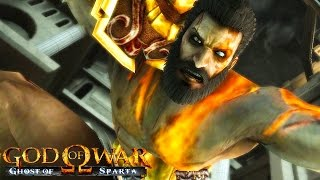 GOD OF WAR GHOST OF SPARTA: GOD MODE - DEIMOS! - FINAL ESCLARECEDOR #19