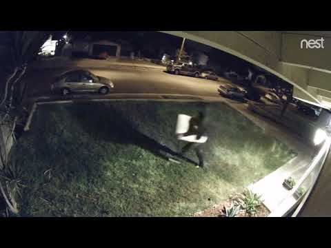 Package thief in Lemon Grove, CA