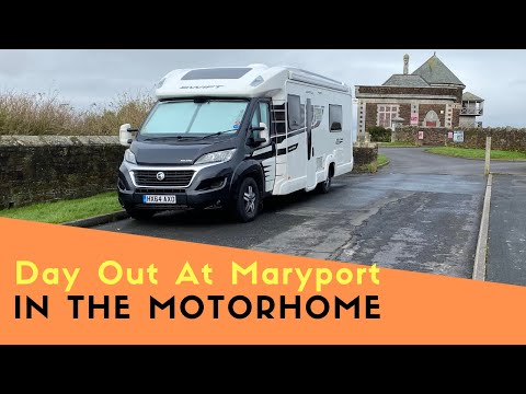 a-day-out-at-maryport-|-november-update-|-tara's-halloween-escape