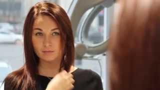 видео Процедуры лечения, восстановления, ухода для волос в салонах