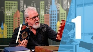 Video Has the Qur'an been changed? - The Jay Show - Episode 1 download MP3, 3GP, MP4, WEBM, AVI, FLV September 2018