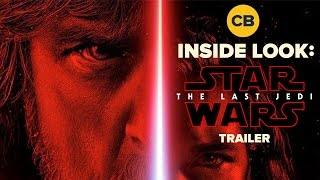 STAR WARS THE LAST JEDI - Inside Look