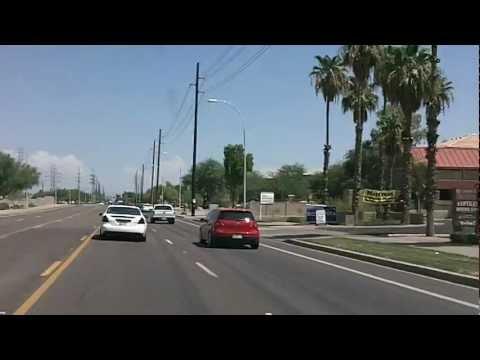 Driving By Arizona state university