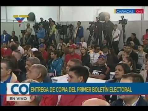 Maduro da severa advertencia a Venevisión y Televen por su cobertura de la Constituyente
