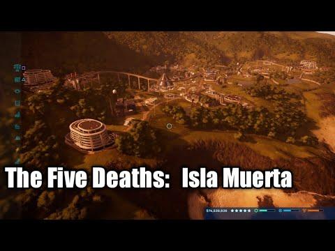 The Five Deaths: Isla Muerta