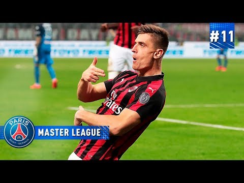 PSG ANUNCIA PIATEK  - MASTER LEAGUE 11  PES 2019