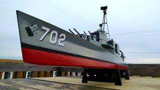 Rocket Boat Rebuild: Refitting an R/C Destroyer