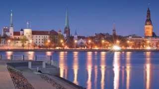 видео Рига. Латвия. ( Riga. Latvia)