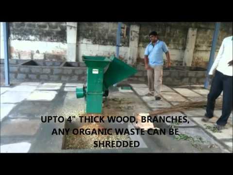 De-centralized Solid-Waste Management System (Guntur Municipal Corporation)