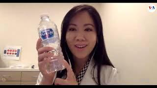 Uống nước sao để có lợi cho sức khỏe (VOA)