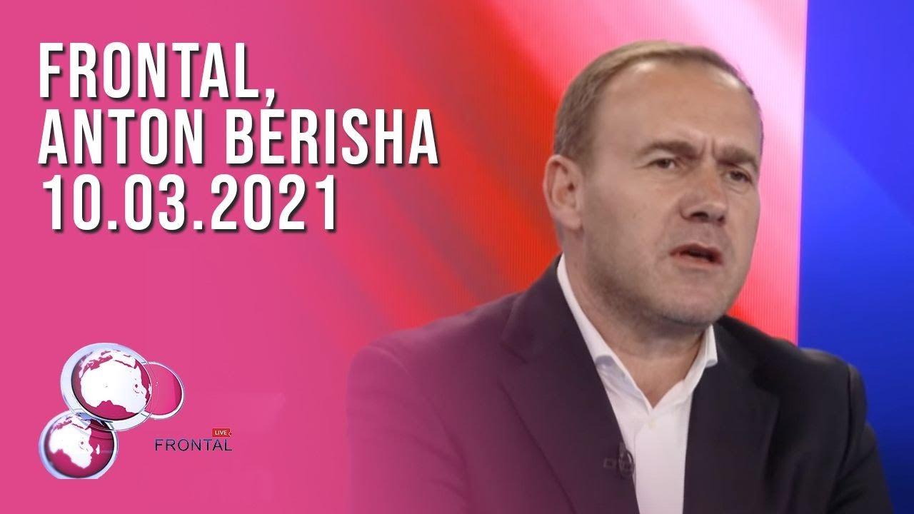 FRONTAL, Anton Berisha - 10.03.2021