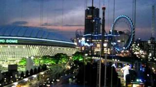 東京ドームシティの「スカイフラワー」のオンライドムービーです。 結構...