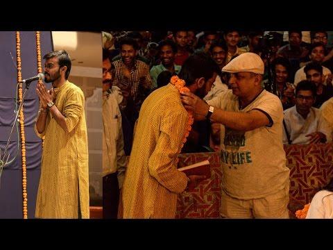 Vivek Pareek | Nari Shakti |  MANIT-BHOPAL | Tooryanaad-2015