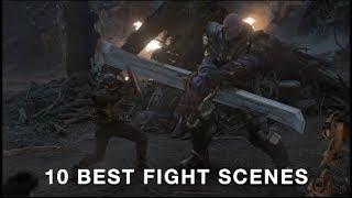 10 Best Fight Scenes of 2019