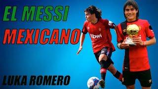 LUKA ROMERO GOLES Y JUGADAS 2020-El Messi Mexicano