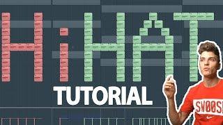 How To Make Hi Hat Rolls  - Advanced Patterns