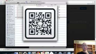 Generating QR Codes with Scan.me