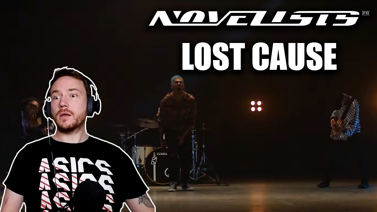 EARLY REACTION to NOVELISTS (Lost Cause) 🥁🎸🔥