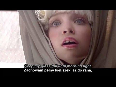 Sia - Chandelier Żyrandol Tłumaczenie polskie napisy tekst lyrics