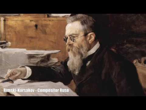 """Música con Variaciones """"Suite Sinfónica Scheherezade de Rimski Kórsakov - Las Mil y una Noches"""