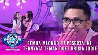 Tidak Disangka, Ternyata Peserta Ini Teman Duet Terbaik Bianca Jodie - Best of I Can See Your Voice