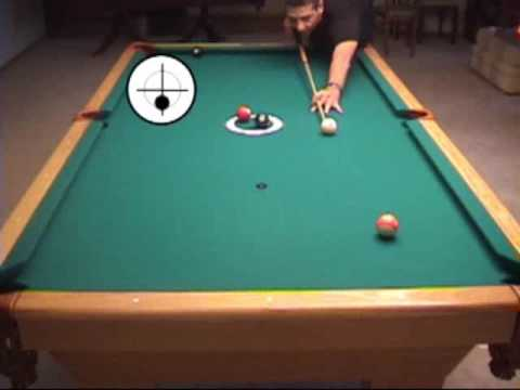 45 Degree Rule For Center Of Table Position Routes In Pool