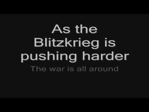 Sabaton - Resist And Bite (lyrics) HD