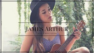 James Arthur - Say You Won't Let Go | Ukulele Cover Mp3