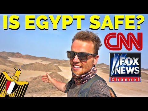 IS EGYPT SAFE? All Your Questions Answered 2017 مصر