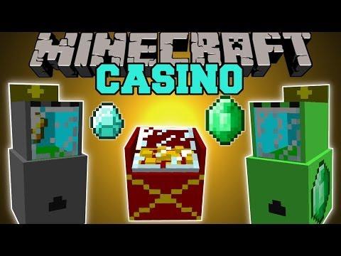 Minecraft: CASINO MOD (SLOT MACHINES,...