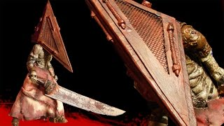 Silent Hill Pyramid Head Custom Action Figure