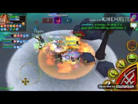 Arcane Legend Build Skill For Pvp Level 61 / Thanks For Runagain - Siner - Interspar