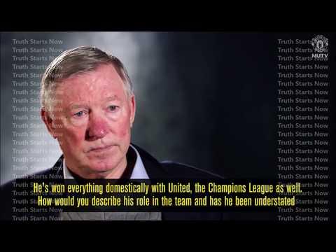 Michael Carrick Confirms Players For His Testimonial,Plus Alex Ferguson Interview on Carricks Career
