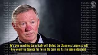 vuclip Michael Carrick Confirms Players For His Testimonial,Plus Alex Ferguson Interview on Carricks Career