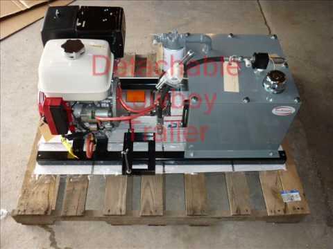 Twin Hydraulics Hydraulic Power Units Youtube
