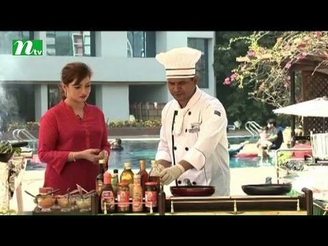 Glitter Rannaghar  (রান্নাঘর) | Episode 10 | Food programme