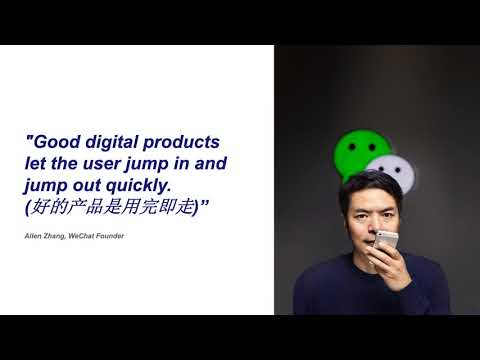 WeChat Mini Programs: You don't need an App for China (or do