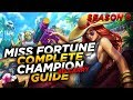 Miss Fortune: IT'S BULLET TIME! - League of Legends Chion Guide