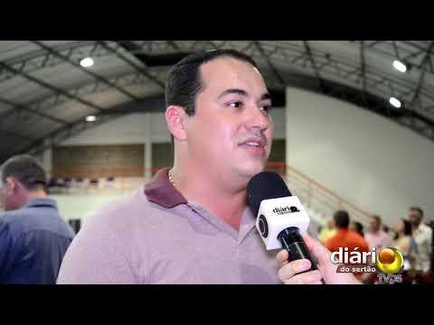 VÍDEO: Allan Seixas nega aliança com o tio e afirma que irá para reeleição em Cachoeira dos Índios