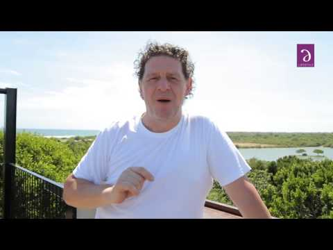 Marco Pierre White with Cinnamon - Sri Lanka Tour